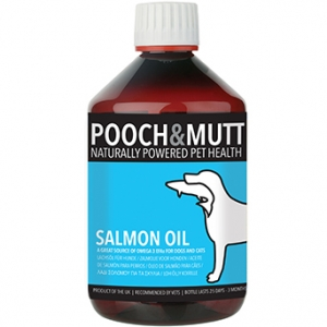 Pooch and Mutt Salmon Oil 500ml