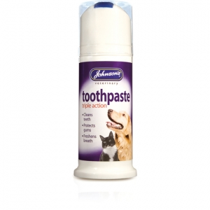 Johnsons Toothpaste 50gm