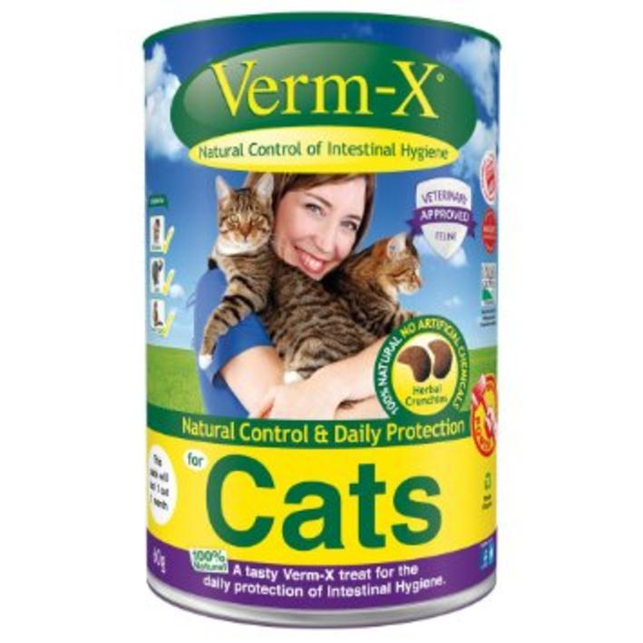 Verm X Treats for Cats 60gm