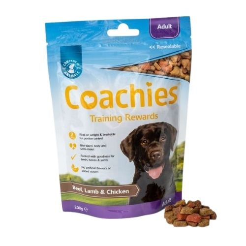 Coachies Training Treats Adult 200gm