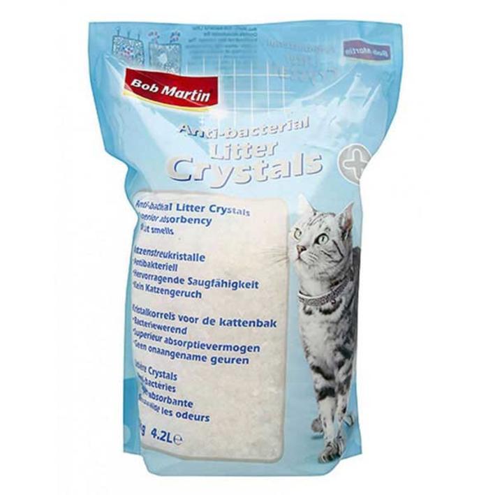 Bob Martin Anti-Bacterial Litter Crystals 4.2L