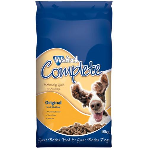 Wafcol Complete Dog Food 15kg