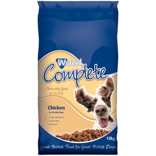 Wafcol Dog Food with Chicken
