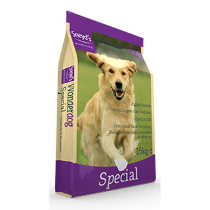 Sneyds Dog Food