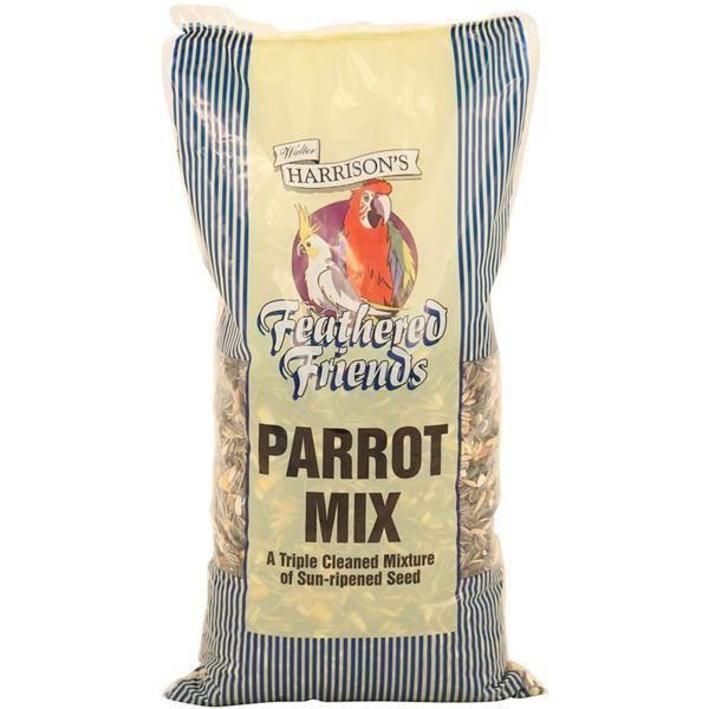 Walter Harrisons Parrot Mix