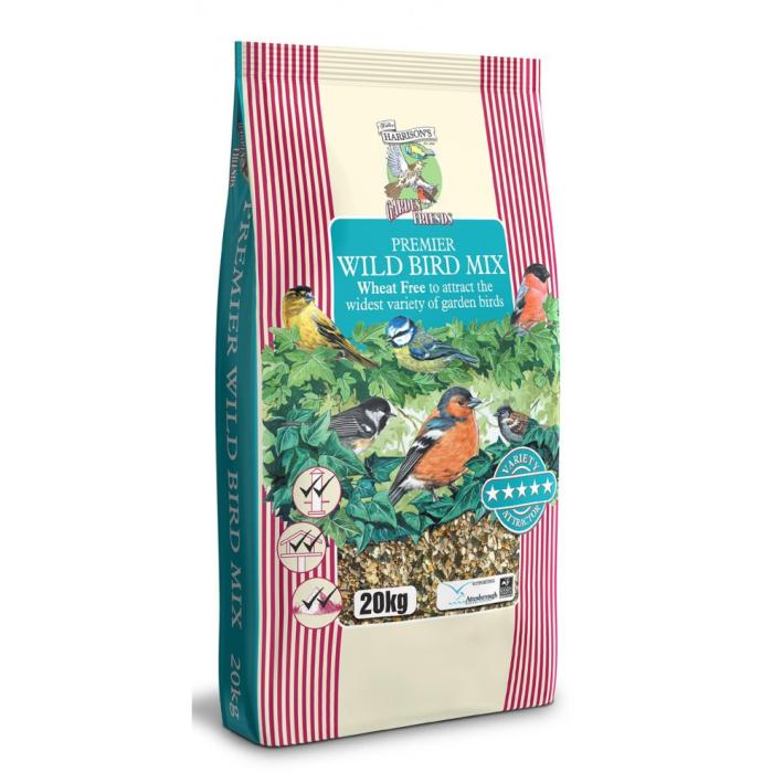 Walter Harrisons Premier Wild Bird Mix