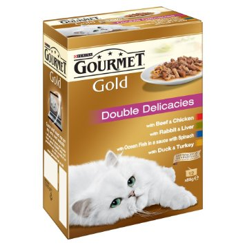 Gourmet Gold Double Delicacies