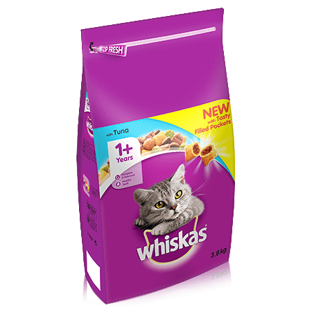 Whiskas Cat Food with Tuna