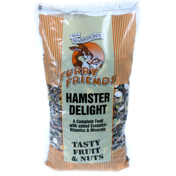 Walter Harrisons Hamster Delight