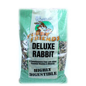 Harrisons Deluxe Rabbit Mix