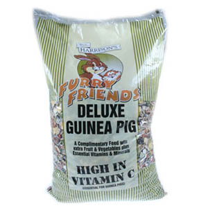Harrisons Deluxe guinea Pig