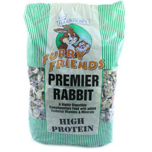 Harrisons Premier Rabbit Mix