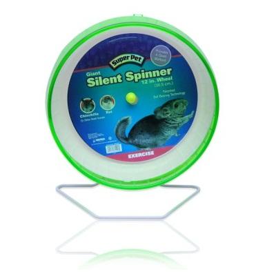 Superpet Silent Spinner Wheel Small