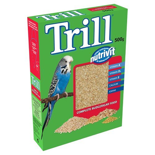 Trill Budgerigar Food