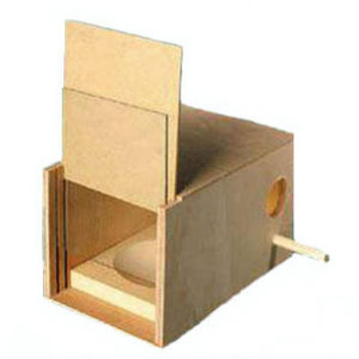Budgie Nesting Box