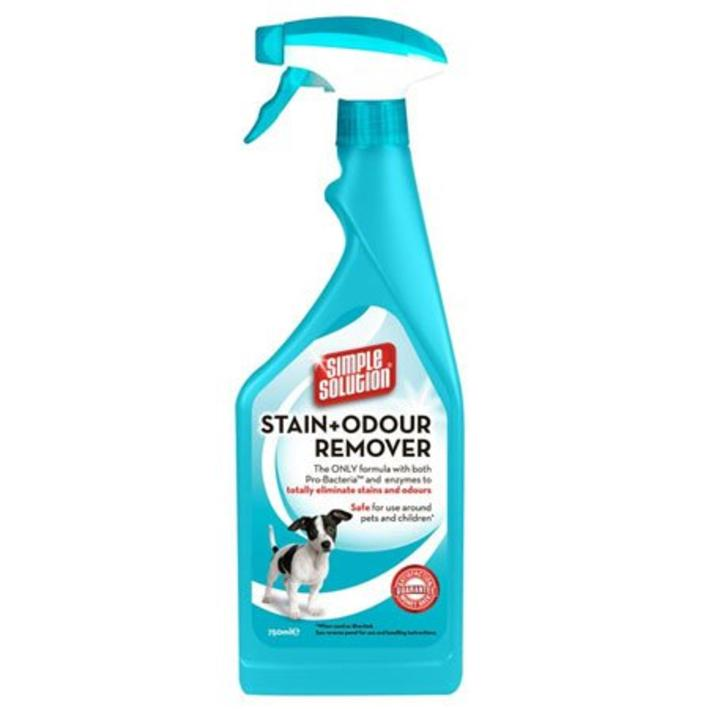 Simple Solution Stain and Odour Remover 750ml Dog