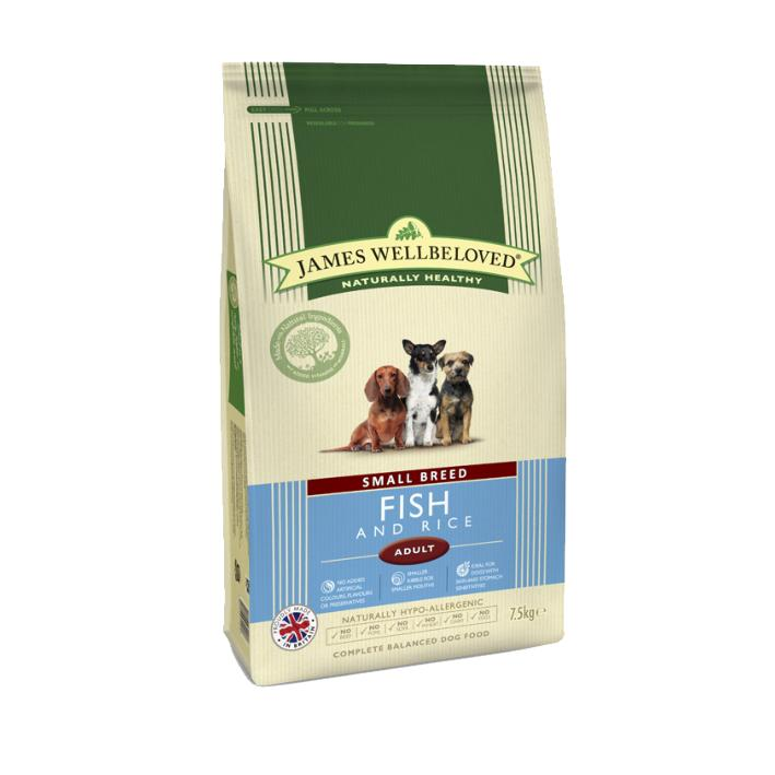 James Wellbeloved Hypoallergenic Dog Food Reviews