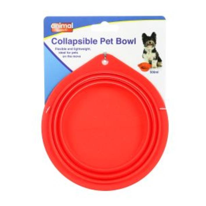 Animal Instincts Collapsible Bowl 0.5L