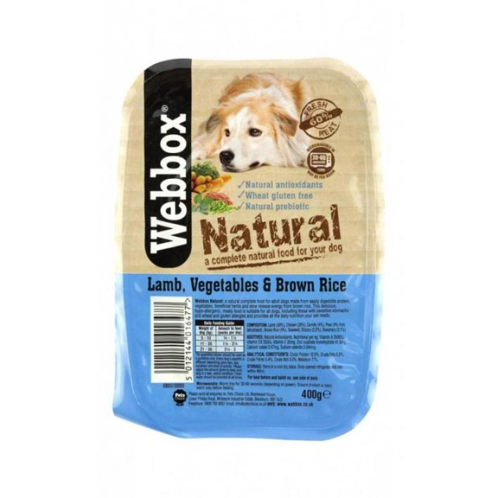 Wet Dog Food Trays