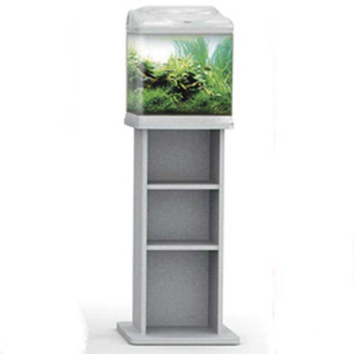 Superifsh Aqua 40 Aquarium Stand Silver