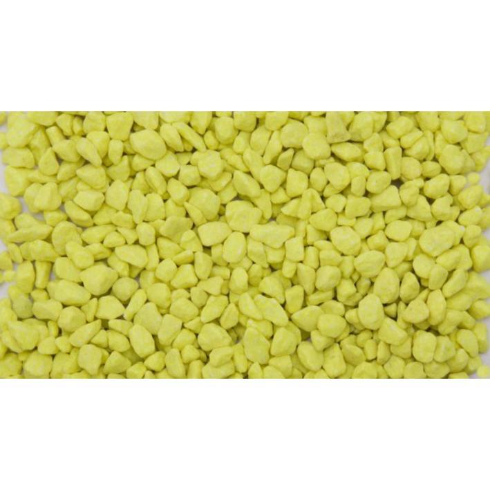Unipac Aquarium Gravel Fluorescent Yellow
