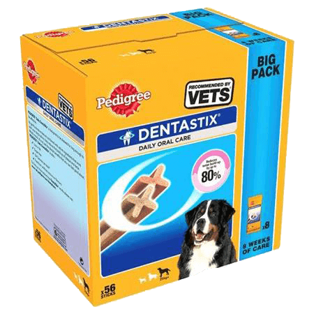 Pedigree Dentastix for Medium Dogs 56pcs
