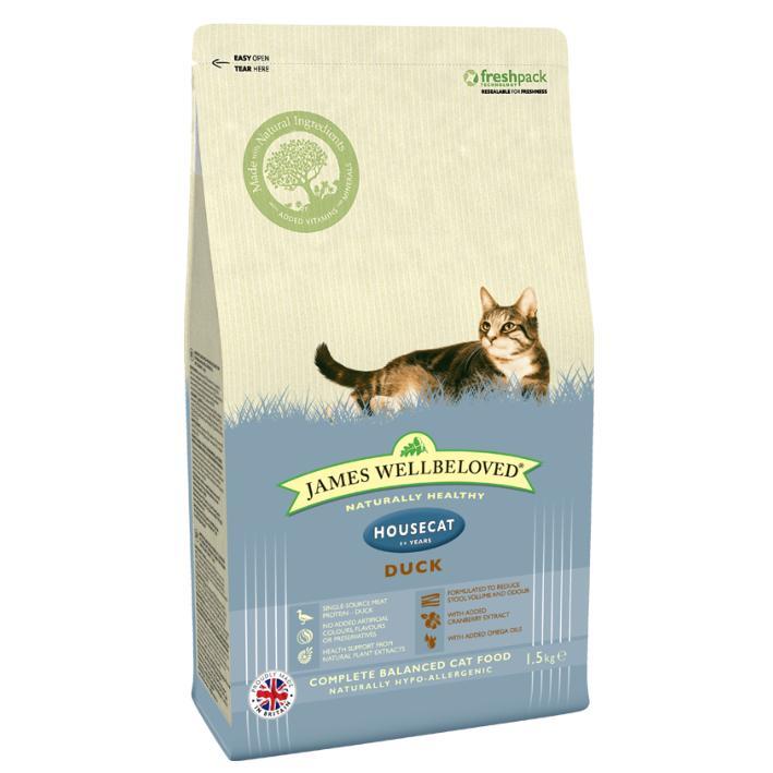 James Wellbeloved Dry Cat Food