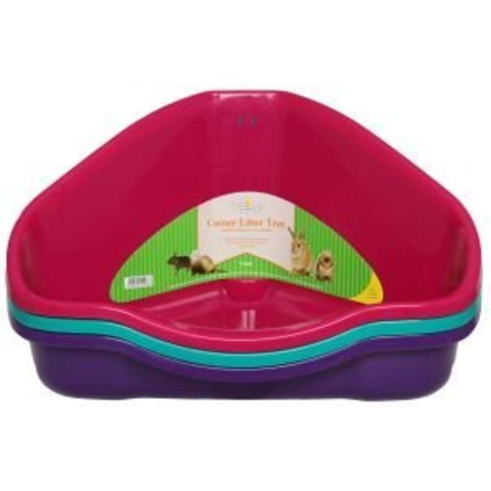 Walter Harrisons Corner Litter Tray Large 49cm