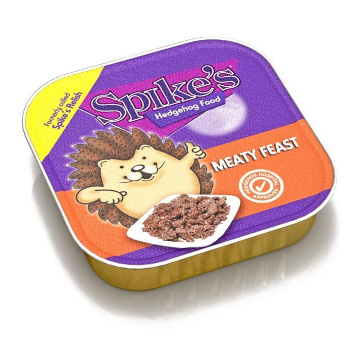 Spikes Meaty Feast