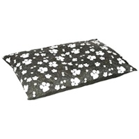 Animal Instincts Pet Mattress Black PAws