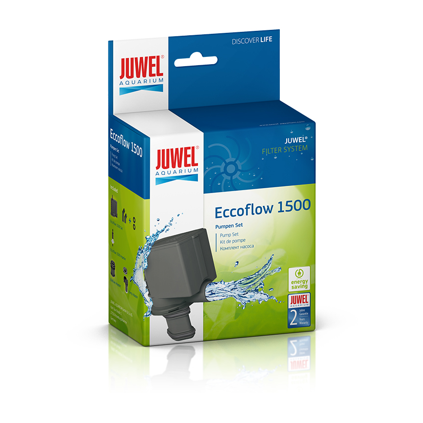 Juwel EccoFlow 1500 Pump Set