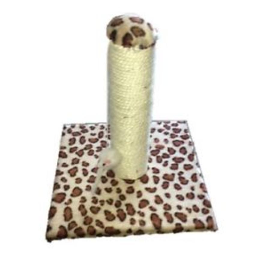 KOKO Mini Cat Scratcher Leopard Print