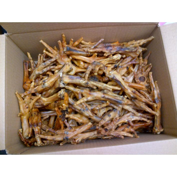 Hollings Chicken Feet 2kg (Boxed)