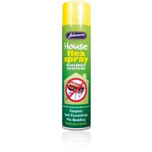 Johnsons Household Flea Spray 400ml