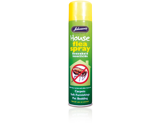 Johnsons Household Flea Spray 400ml
