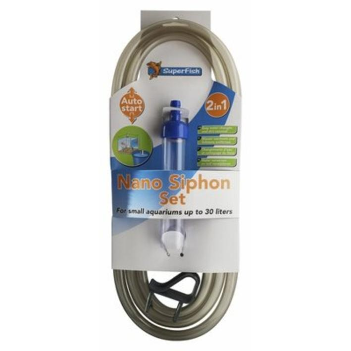 Superfish Nano Siphon Set