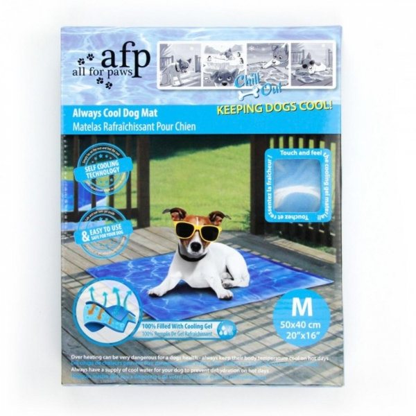 All for Paws Always Cool Dog Mat MEDIUM