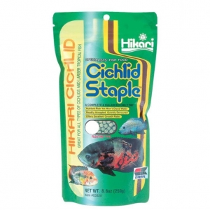 Hikari Cichlid Staple Large Pellets