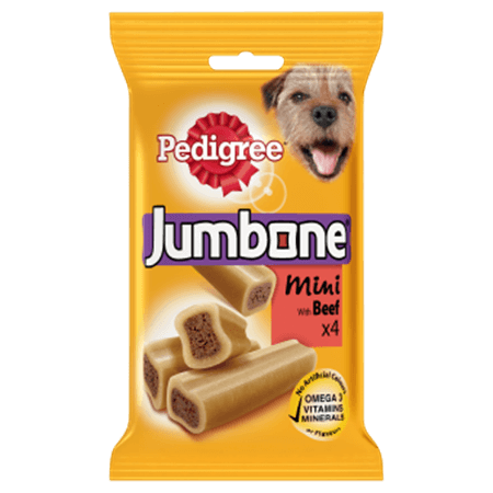 Pedigree Jumbone Mini with Beef