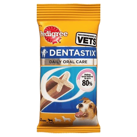 Pedigree Dentastix for Small Dogs 7pcs