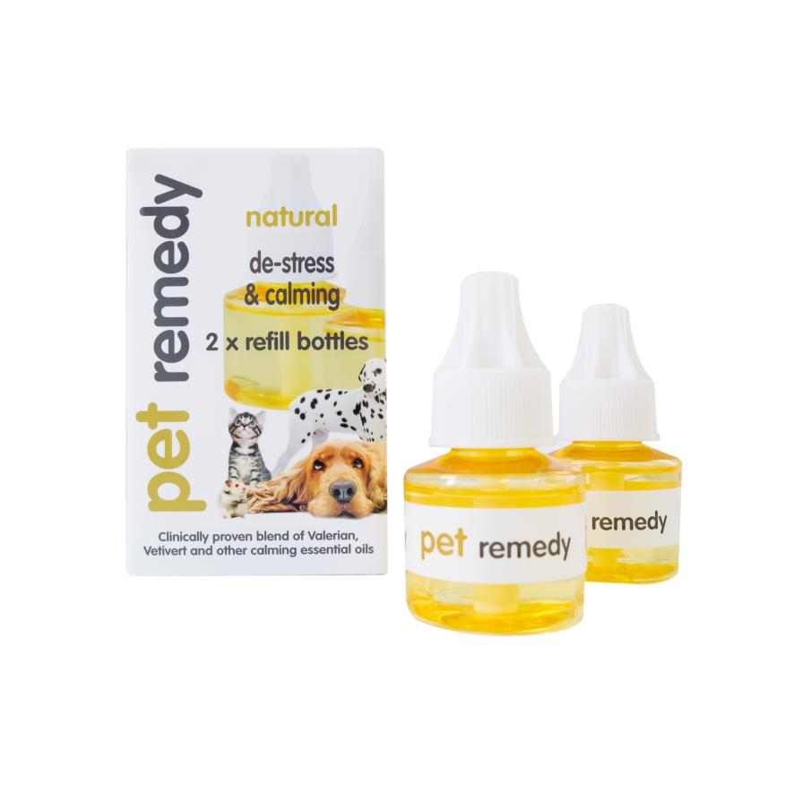 Pet Remedy Diffuser Refill Bottles