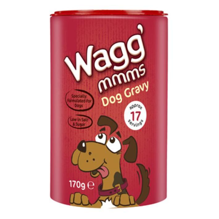 Wagg Mmms Dog Gravy