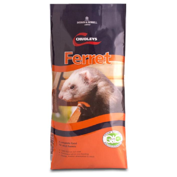 Chudleys Ferret Food