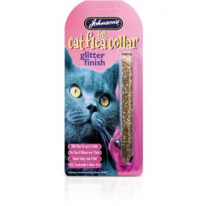 Johnsons Flea Flea Collar for Cats Glitter