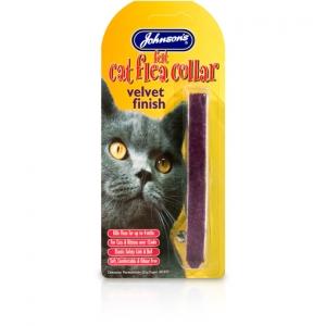 Johnsons Flea Flea Collar for Cats Velvet