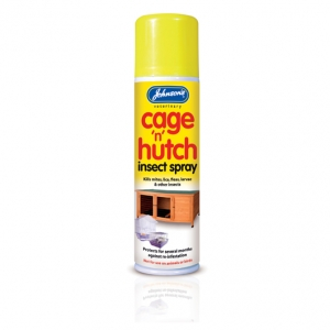 Johnsons Cage and Hutch Insect Spray