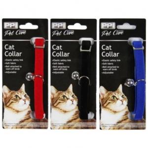 PPI Velvet Cat Collar
