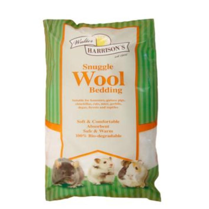 Walter Harrisons Wool Bedding