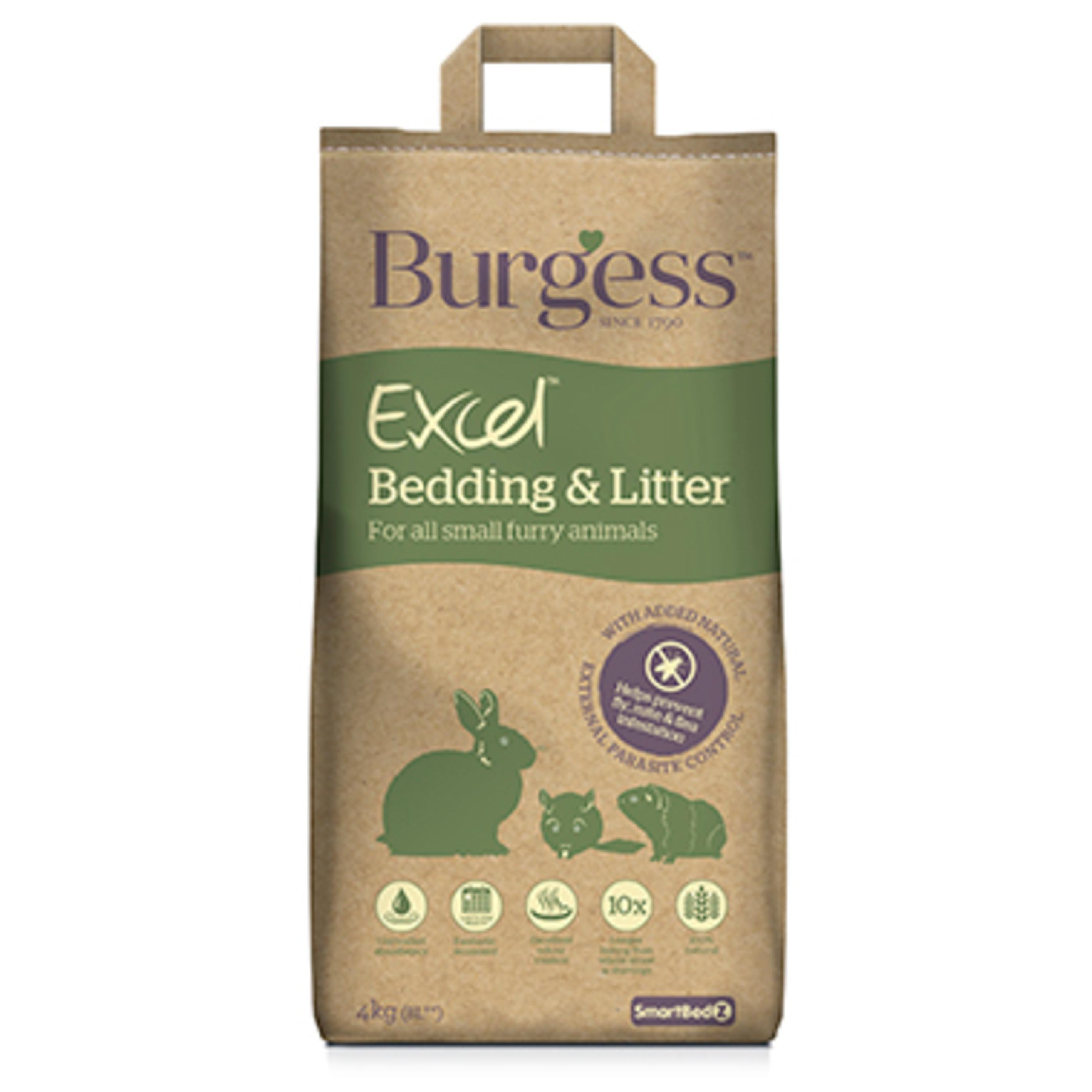 Burgess Excel Bedding and Litter