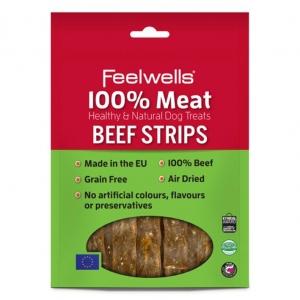 Feelwells Beef Strips 100gm